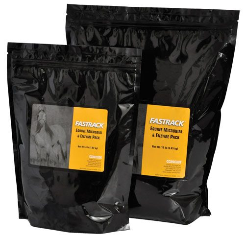 Fastrack Equine Microbial Plus Enzyme Pack