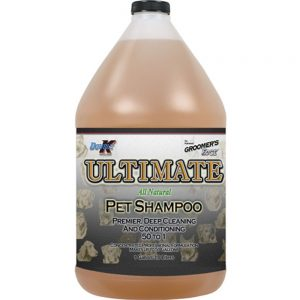 Double K Groomer's Edge Ultimate Dog Shampoo