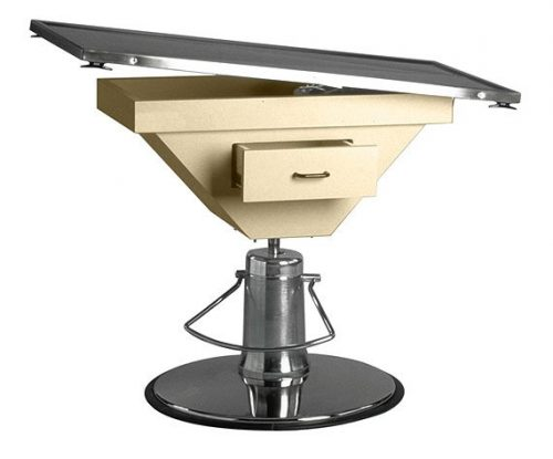 VetLift Economy Surgery Table Tilt Mechanism