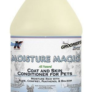 Double K Groomer's Edge Moisture Magic Coat Conditioner