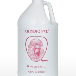 Quadruped Facial and Puppy Tearless Shampoo