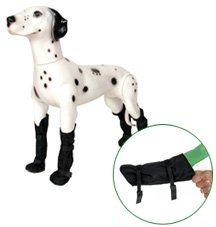 Paw Poncho Dog Boot Sets