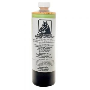 Underwood Horse Wound Medicine