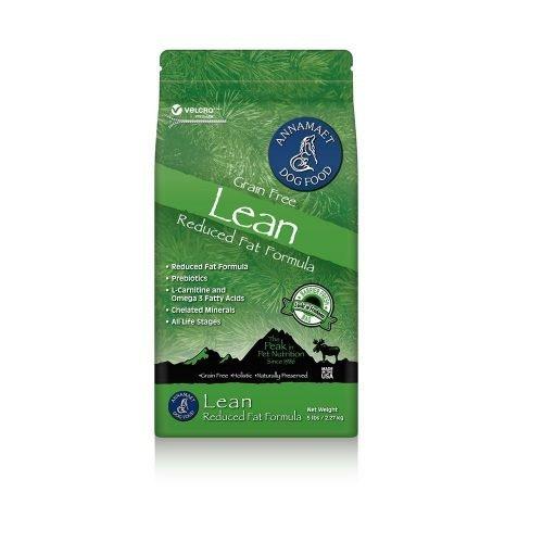 Annamaet Grain Free Lean Dog Food