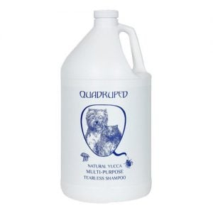Quadruped Dog Shampoos and Conditioners