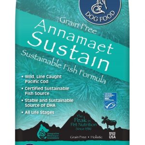 ANNAMAET SUSTAIN GRAIN FREE DOG FOOD