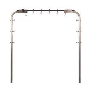 PetLift X-tenda Kit Includes: 2 Posts, 1 Extension Bar, NO CLAMPS
