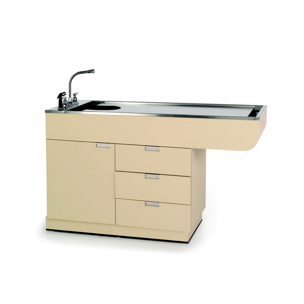 All Purpose Cabinets : Vetlift all purpose wet table drawer