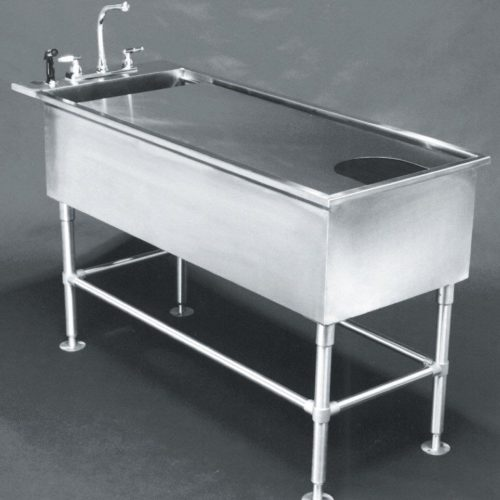 VetLine Tub Table Economy Standard